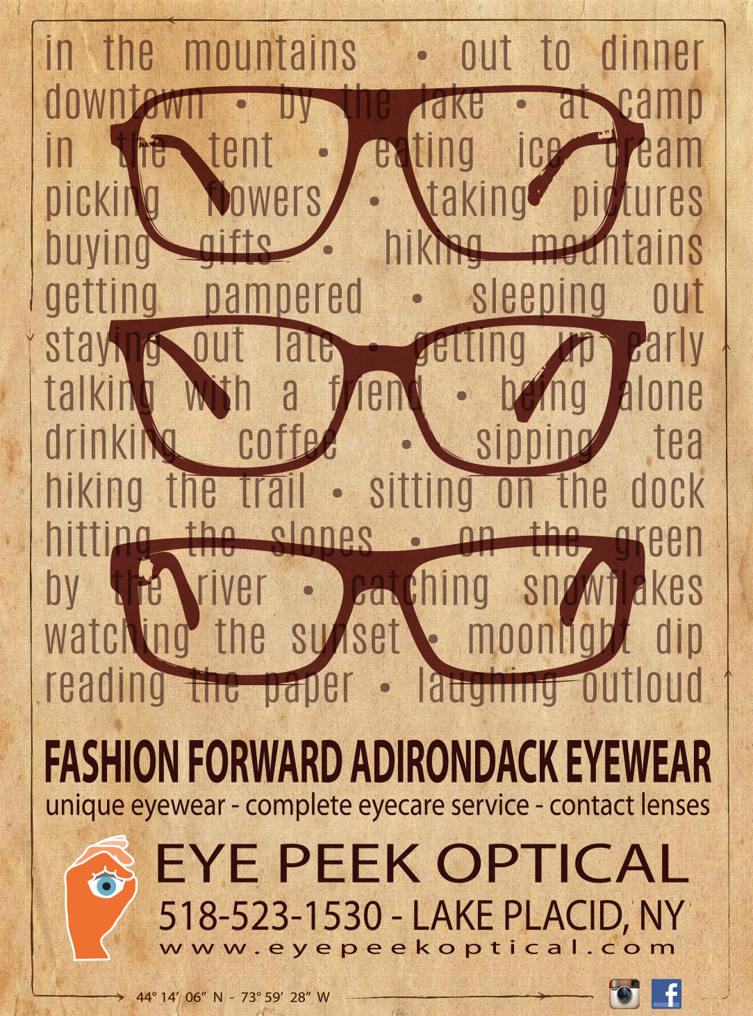 Eye Peek Optical